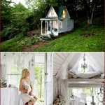 1 A tiny victorian cottage makeover, remodel, vintage, white, playhouse, retreat