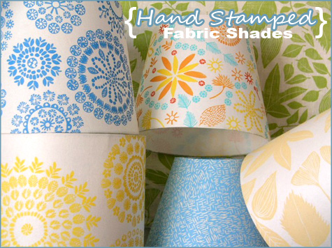 I Have Always Loved A Patterned Lampshade