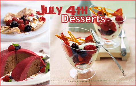 Tasty Treats for a Weekend Full of 4th of July Fun