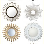 Starburst, Sunburst, Sun, Round Mirror Shopping Sources, Selection, Home Decor, Decoration