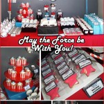 Star Wars Party, Jedi, Kid's Birthday, Theme Party
