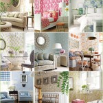 thibaut, beautiful wallpaper, dining room, bedroom, living room, bright and colorful