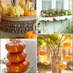 2 Fall, Autumn, Decorating, Decor, Red, Orange, Yellow, Natural, Thanksgiving, Halloween, November, October, September