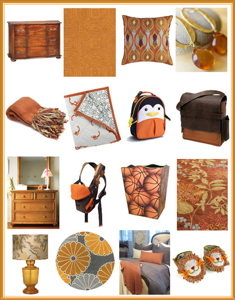 Pumpkin, November, October Decor, Design Round Up