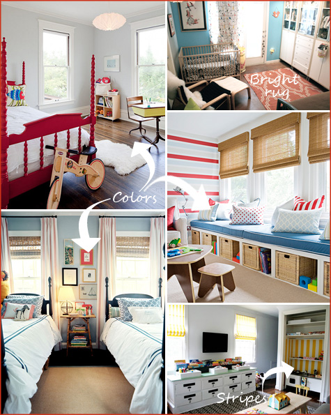 Inspiring Nurseries, Nursery Inspiration, Decoration, Decor Kid's Rooms
