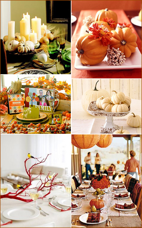 Thanksgiving inspiration, decor, decoration, centerpieces