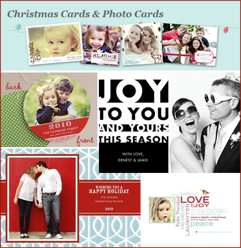 Tiny Prints Giveaway, Christmas Cards, Holiday Cards