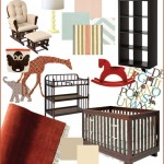 Project Nursery: Inspiration Board