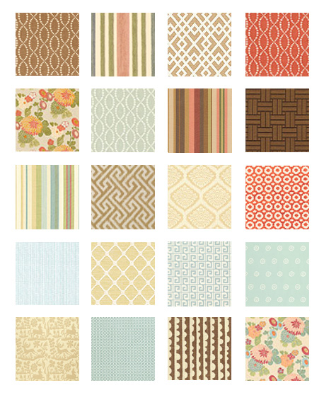 Thibaut Nursery Fabric