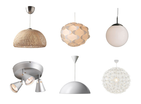 New Pendant Light for the Nursery - Ikea