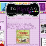 "The Purple Pug's ""Design Crush"" Project"