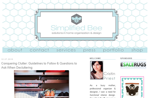 Guest Blog Interview: Simplified Bee 3