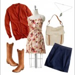 Wardrobe Style Boards: Spring Has Sprung!