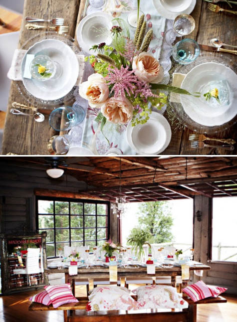 Easter Brunch Decor Inspiration