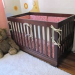 Project Nursery: Crib Skirt How-To