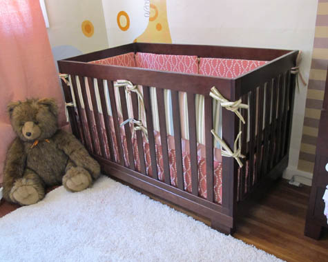 if web to on little crib adjustable tutorial bed easy how silliest make an diy sew img the skirt