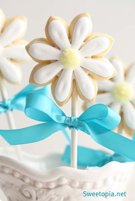 Cookie Pops, How-To, Tutorial, DIY, Handmade