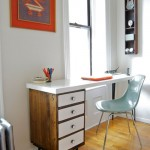 Office Makeover: Inspiration for a DIY Desk
