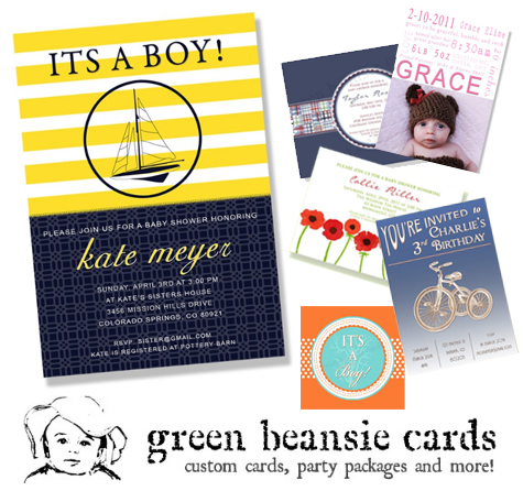 New Mamas Giveaway - Green Beansie