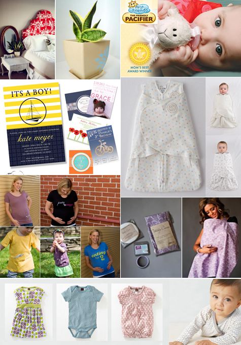New Mama Giveaway - Collage