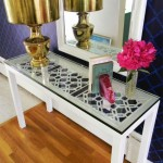 DIY Furniture Addition: Overlays