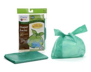 Biodegradable Diaper Bags