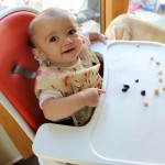 Going Green: Baby Led Weaning