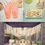 Cheery Pastels for an August Celebration