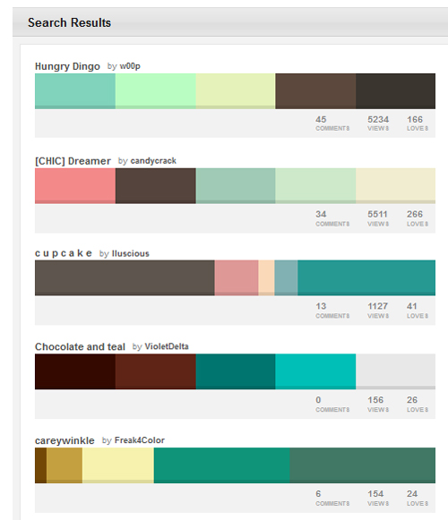office color palettes. kate office color palettes f