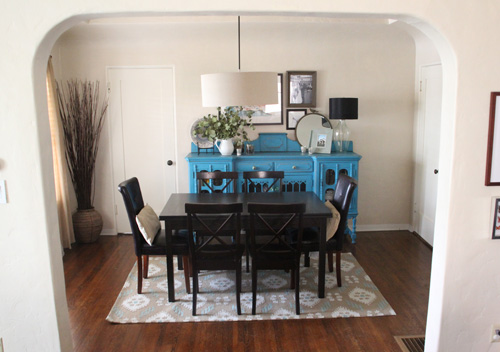 Dining Room Update Rug Tour Pepper Design Blog