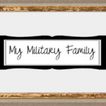 Guest Blogging over at My Military Family