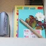 A Letter Writing Station