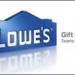 *Giveaway Winner* Lowe's $50 Gift Card