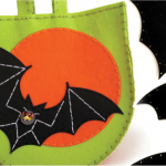 DIY Halloween Felt Treat Bags & Buckets