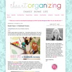 Liv's Nursery Featured on IHeart Organizing