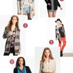 Wardrobe Round-Up: Cozy Enough for Winter