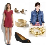 Wardrobe Style Board: Love Is In The Air