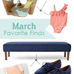 March Finds... an Inspiration Board