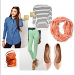 Wardrobe Style Boards: T Minus 7 Days Until Spring!