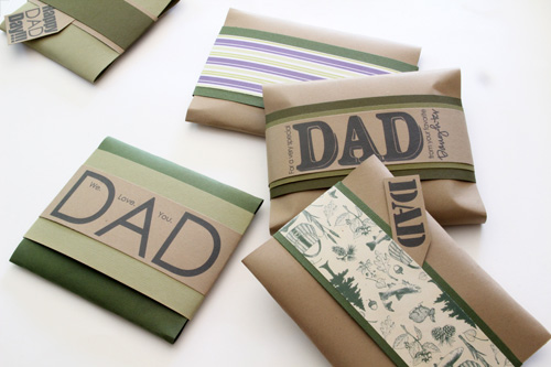 Man Wrapping | Simple Gift Wrapping Ideas for Dudes | PepperDesignBlog.com