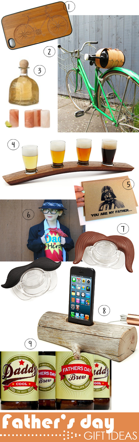 Father's Day Gift Guide, 2013 | PepperDesignBlog.com