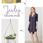 Favorite July Finds | PepperDesignBlog.com