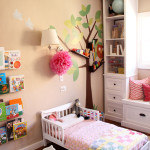 New Nursery Bookshelves | PepperDesignBlog.com