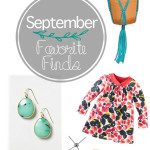 September Finds… An Inspiration Board
