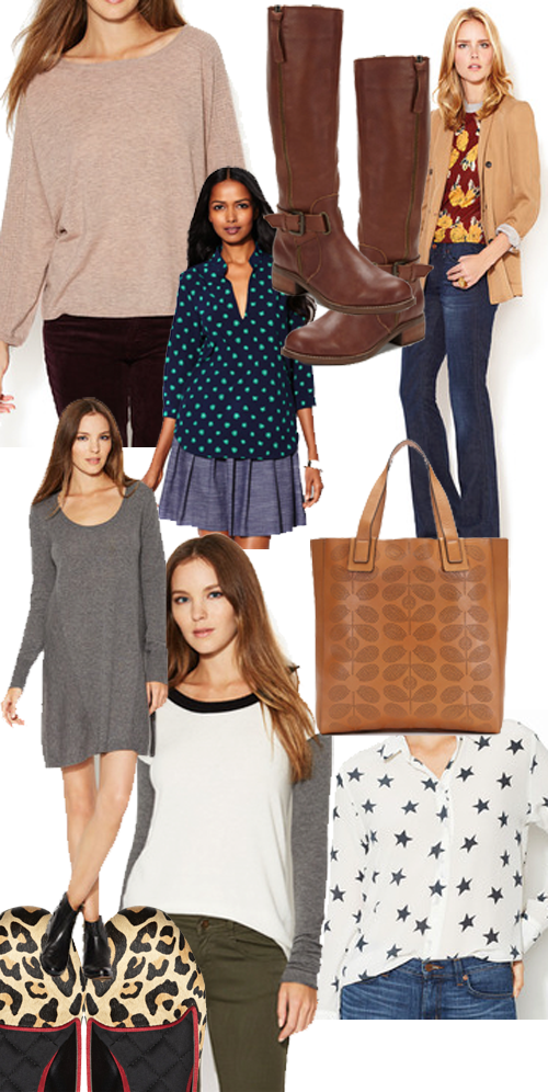 Gilt | Fall Wardrobe Inspiration Board | PepperDesignBlog.com