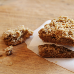 Good Eats: Maple Oat Bars