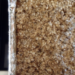 Maple Oat Bars