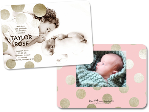 Taylor's Newborn Photos | PepperDesignBlog.com