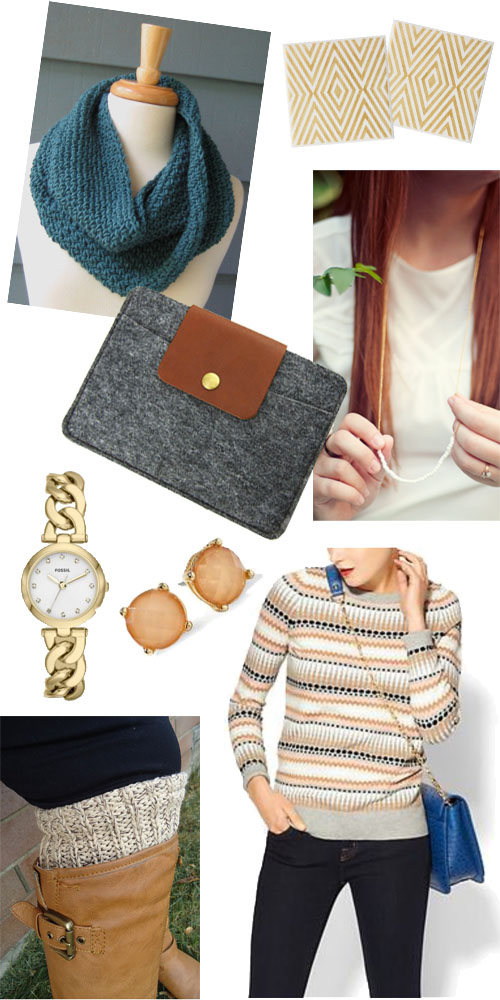 2013 Holiday Gift Guide: For the Ladies | PepperDesignBlog.com