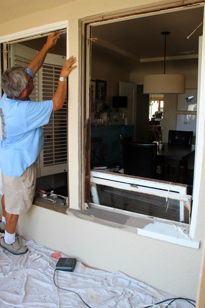 Refurbishing Windows | PepperDesignBlog.com